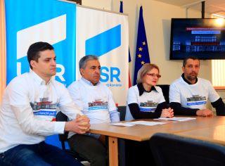 """USR Arad anunță lansarea proiectului """"Fără penali în funcții publice"""""""
