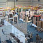 Pregătiri pentru Târgul Confort Construct & Instal, la Expo Arad
