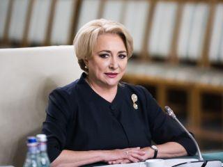 """Dăncilă, despre protestatarii din timpul vizitelor sale: """"Strigă hoţii, dar eu nu am furat nimic"""""""