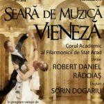 Valsuri celebre pe scena Filarmonicii de Stat Arad