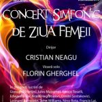 Muzică de dragoste, dedicată Zilei Femeii, la Filarmonica de Stat Arad