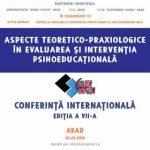 Conferință internațională la Arad. Soluții pentru copiii cu cerințe educative speciale