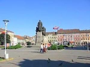 """Parcarea subterană din Piața """"Avram Iancu"""", realizată cu bani din bugetul local"""
