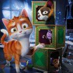 """Animația """"Casa magicianului"""", proiectată la cinematograful din Grădiște"""