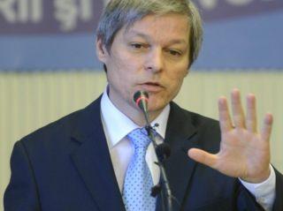 """Cioloş a depus actele pentru înfiinţarea partidului """"Mişcarea România Împreună"""""""