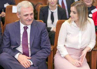 Liviu Dragnea și-a găsit… nașa. Pe Viorica Dăncilă