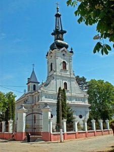 """Biserica """"Adormirea Maicii Domnului"""" din Lipova va fi restaurată"""