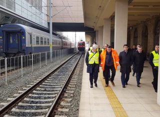 Sistem modern de semnalizare feroviară, testat între Arad şi Curtici
