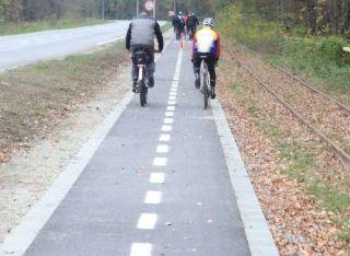 Proiect cu fonduri transfrontaliere. Pistă de biciclete între Arad și Pecica