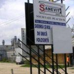 Propunere. Fabrica Sanevit din Arad, folosită pentru producerea de materiale medicale