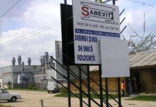 Investitorii nu sunt interesați de privatizarea SC Sanevit Arad