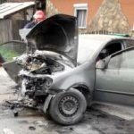Accident pe DN 7. Opt persoane rănite, dintre care 4 sunt copii