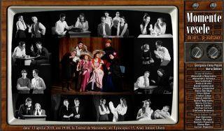 Revelioanele comuniste, subiect de spectacol de teatru