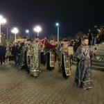 Prohodul Domnului în Arhiepiscopia Aradului