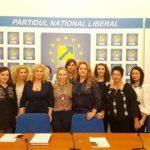 """Geanina Pistru: """"Demarăm proiectul 100 de femei liberale, 100 de ani de la Marea Unire"""""""