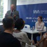 Conferințele Centenarului au debutat cu omagierea lui Ștefan Cicio Pop