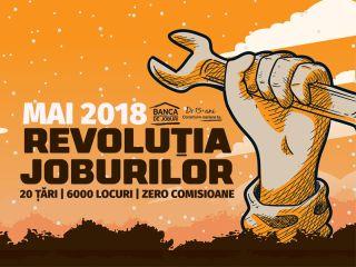 Luna mai aduce Revoluția Joburilor la Banca de Joburi