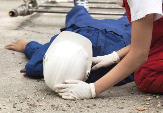 Accident de muncă la Ineu. Administratorul unei firme a murit