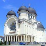 Două icoane pictate pe Muntele Athos, aduse la Catedrala Arhiepiscopală din Arad