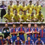 """6.000 de bilete s-au pus deja în vânzare pentru meciul demonstrativ dintre """"Generația de Aur"""" și """"Legendele Barcelonei"""""""