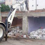 Adăposturile ilegale de pe terenul de la IMAR, demolate