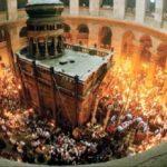 Lumina Sfântă de la Ierusalim va ajunge la Arad