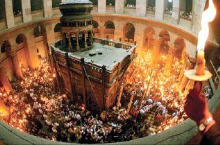 Lumina Sfântă de la Ierusalim ajunge, și în acest an, în România