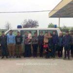 Migranți din Irak, Turcia, Siria şi Iran, reținuți la frontieră