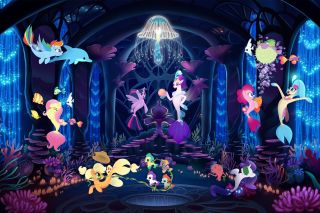 "Animația ""My Little Pony. Filmul"", la cinematograful din Grădiște"