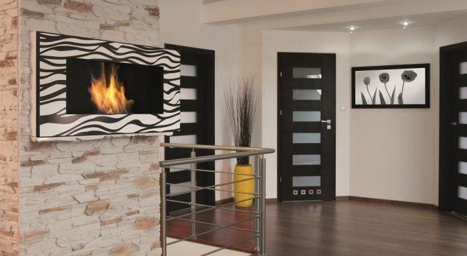 Modalități prin care poți combina cărămida și șemineul într-o casă