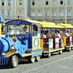 Intră în circulație trenulețul turistic
