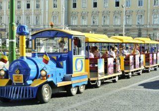 Trenulețul turistic reintră în circulație. VEZI traseul