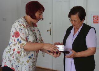 Premiu pentru profesionalism în educație pentru învățătoarea Sabina Covaci Stoițescu