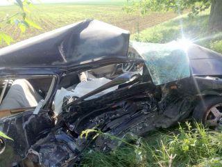 Accident pe DN 69, la Vinga. O persoană a murit, iar una este rănită