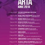 Filme în grădina de vară, în luna iunie, la cinematograful Arta