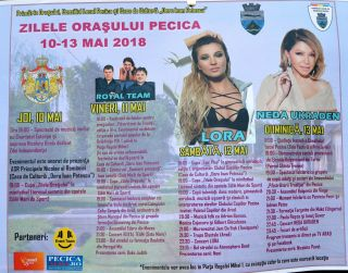 Principele Nicolae ajunge la Pecica în 10 mai