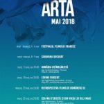 Festivalul Filmului Francez și Caravana Docuart, la cinematograful Arta, în luna mai