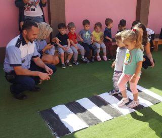 Activități preventive desfășurate de polițiștii arădeni