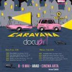 Caravana Docuart proiectează la cinematograful Arta documentare de autor