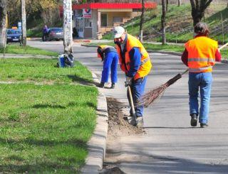 Începe curățenia de toamnă în municipiul Arad. PROGRAM