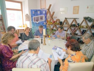 """""""Cuvinte de legătură"""" (3). Întâlnire între scriitori din Arad și Ungaria"""