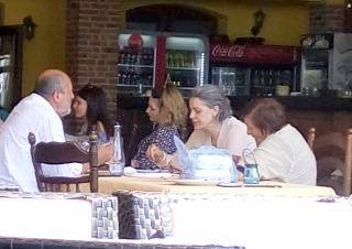 Maia Morgenstern și-a serbat ziua de naștere la un restaurant din județul Arad