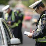 Polițiști în trafic. Peste 190 de amenzi, permise reținute și dosare penale