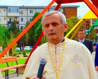 Părintele Iacob Bupte, fost vicar administrativ al Arhiepiscopiei Aradului, a fost înmormântat