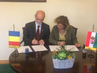 A fost semnat programul de colaborare pe 2018 între municipiul Arad și Sectorul XII din Budapesta