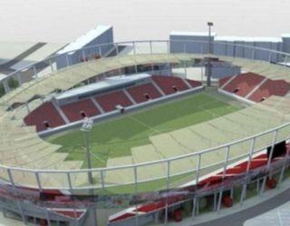 UPDATE Încă 6 luni pentru finalizarea Stadionului UTA. VEZI explicațiile constructorului