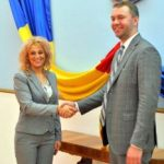 Prefectul Aradului l-a primit pe ambasadorul Ucrainei la București