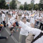Mitingul PSD împotriva abuzurilor, dincolo de discursurile politice