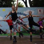 Bucurie în Mișcare la Arad. Un eveniment care a adus mii de iubitori ai mișcării împreună
