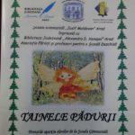 """""""Tainele pădurii"""", o carte scrisă de copii, se lansează la Biblioteca Județeană"""